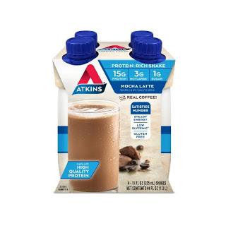 Atkins- Protein Rich Shake