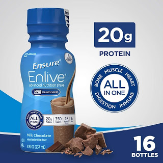 Ensure- Enlive Nutrition Shake - Best Meal Replacement Shakes For Diabetics