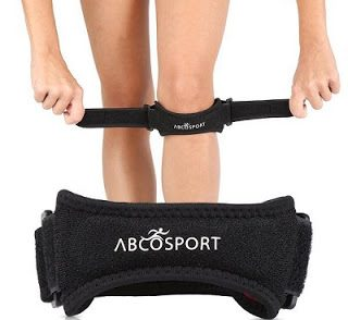 Abco tech Patella Knee Strap For Knee Pain