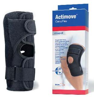 Actimove GenuFlex GenuStep Hinged brace