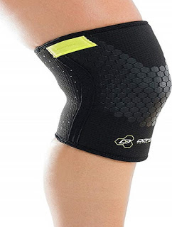 DonJoy Performance ANAFORM Knee Support Compression Sleeve Patellar Tendonitis Brace