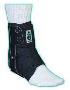 ASO Flex Hinge Ankle Stabilizer