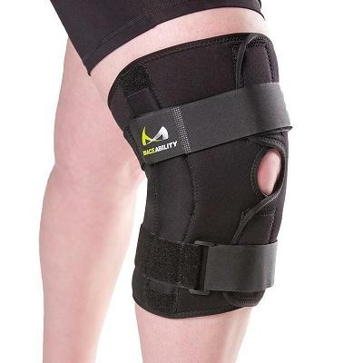 BraceAbility Bariatric Plus Size Knee Brace [XL To 6XL]
