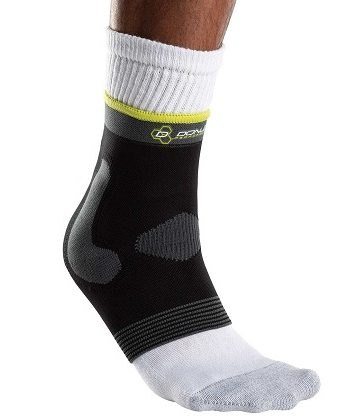DONJOY DELUXE KNIT ANKLE SLEEVE