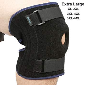 NvorliyPlus Size Knee Brace 3XL 4XL 5XL 6XL