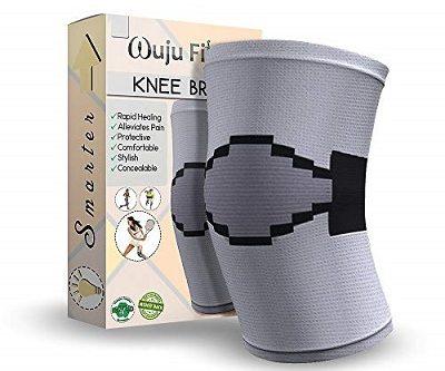Wuju Fitness Knee Compression Sleeve XXXL