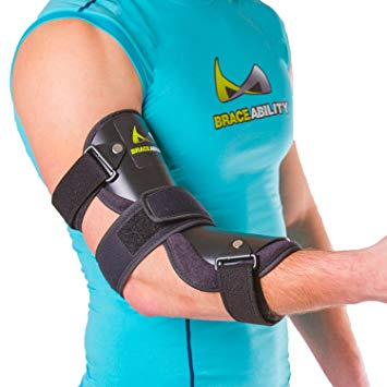 Braceability CubitalTunnel Syndrome Elbow Brace