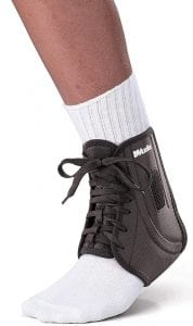 Mueller Lace-Up Ankle Brace