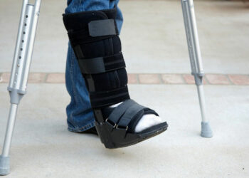 Walking Boots for Sprained Ankles