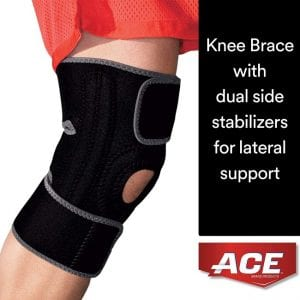 lateral knee pain brace