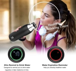 PYRUS HoLead-RYRUS Smart Water Bottle