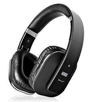 August Over-ear Bluetooth Wireless Headphones