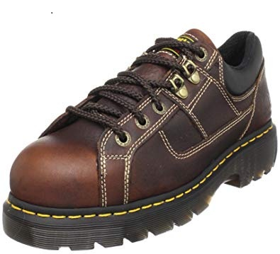 Dr. Martens Gunby Steel Toe Work Shoe