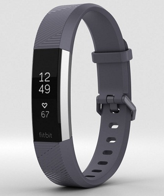 Fitbit Alta HR Fitness Tracker for Ankle