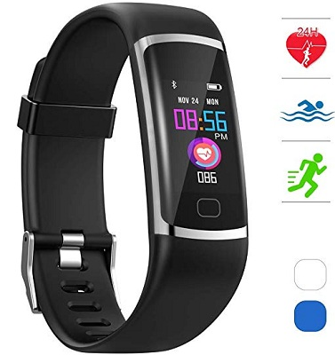 HuaWise Fitness Tracker for Ankle