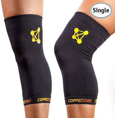 Copper Joint Compression Knee Sleeve