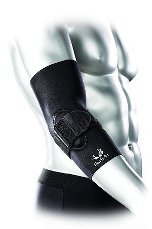 BIOSKIN Tennis Elbow Brace - Elbow Compression Sleeve