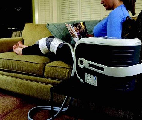 Ossur Cold Rush Therapy Machine