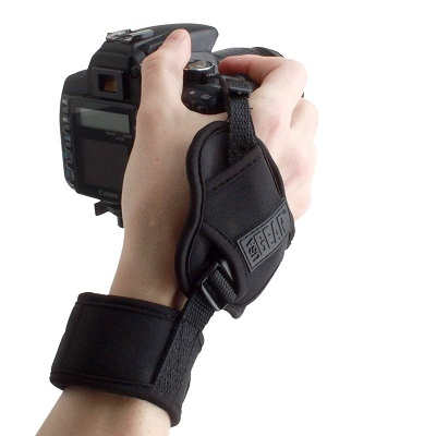 USA GEAR Professional Camera Grip Hand Strap