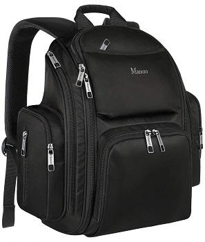 Backpack Diaper Bag, Waterproof Baby Travel Bag