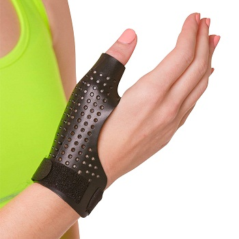 Braceability Hard Plastic Thumb Splint