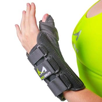 Braceability Thumb & Wrist Spica Splint