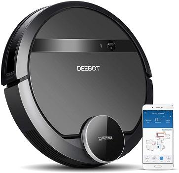 ECOVACS DEEBOT 901 Smart Robotic Vacuum Cleaner
