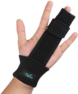 Fibee 2 Finger Splint Trigger Finger Splint
