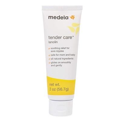 Medela, Tender Care, Lanolin Nipple Cream for Breastfeeding