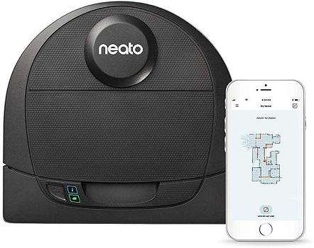 Neato Robotics D4 Robotic Vacuum Cleaner