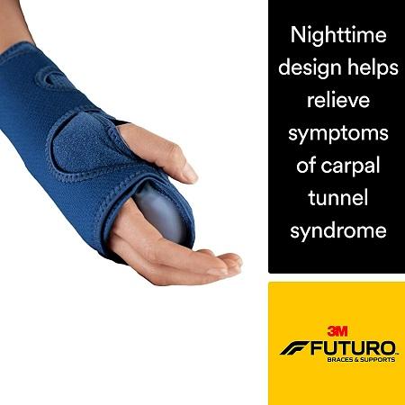 Night Wrist Sleep Support