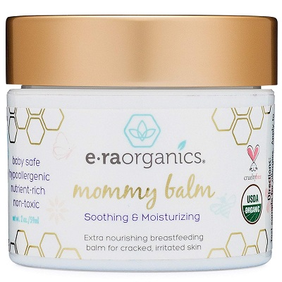 Soothing Nipple Cream for Breastfeeding Moms