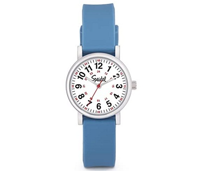 Speidel Women's Scrub Petite Watch for Medical Professionals