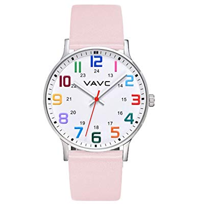 VAVC Nurse Watch for Medical Students, Doctors, Women with Second Hand