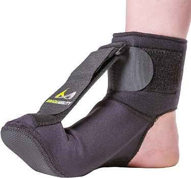 BraceAbility Plantar Fasciitis Night Sock