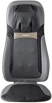 HoMedics Shiatsu Elite II Massage Cushion - Back Massager For Chair
