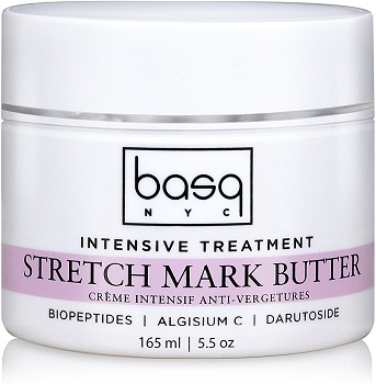 Intensive Treatment Stretch Mark Butter by Basq