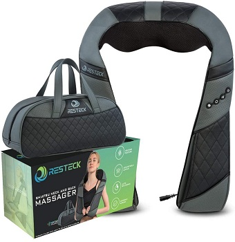 Massagers for Neck and Back with Heat -RESTECK