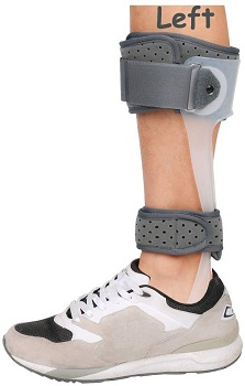 Medical Ankle Foot Orthosis Support Drop Foot