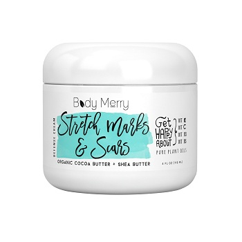 Stretch Marks & Scars Defense Cream