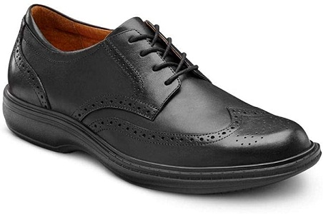 Dr. Comfort Wing Men's Therapeutic Shoes