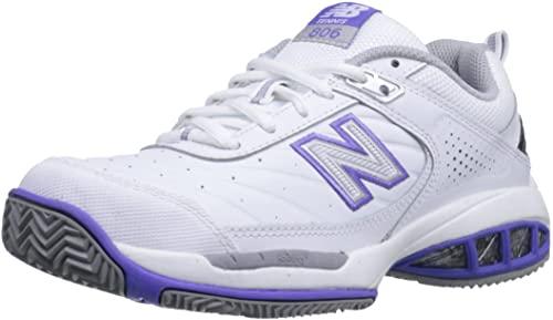 New Balance Women's WC806 Tennis-W Tennis Shoe