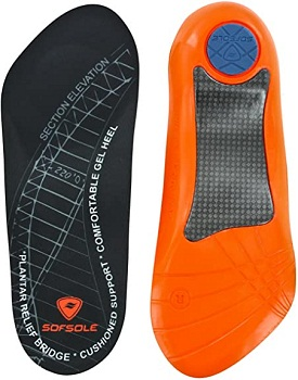 Sof Sole Insoles Mens