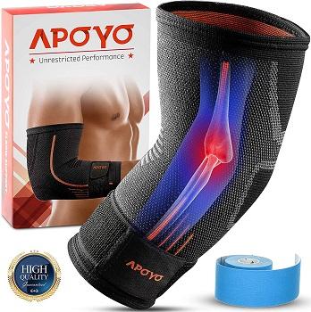 APOYO Elbow Compression Sleeve