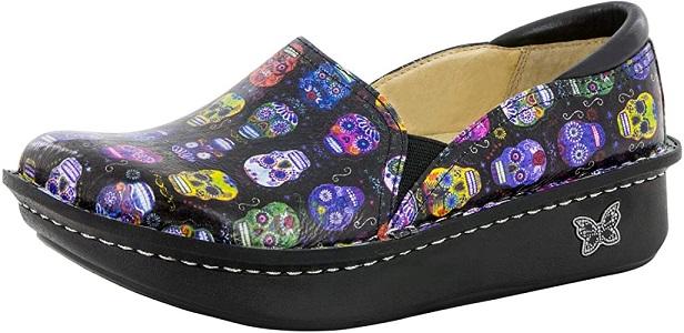 Alegria Women's Debra Slip-On - Nurses Shoes