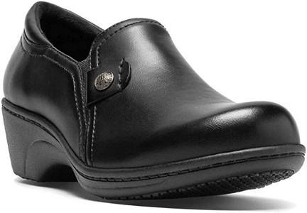 Aravon Women's Hope AR Slip Resistant Work Shoe
