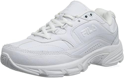 Fila Women's Memory Work shift Slip Resistant Work Shoe