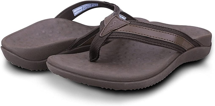 Footminders BALTRA Unisex Orthotic Arch Support Sandals