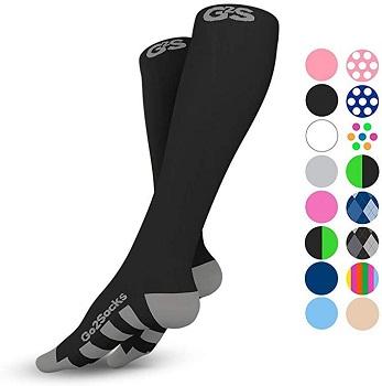 Go2Socks Compression Socks for Men Women