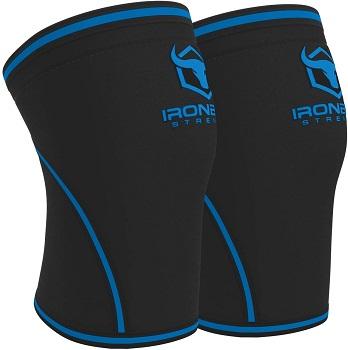 Iron Bull Strength Knee Sleeves